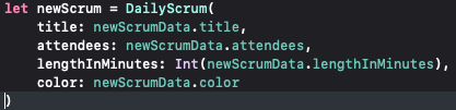 Indenting code makes me feel better